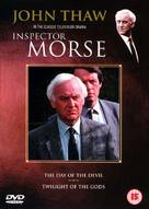 """Inspector Morse"" - British DVD cover (xs thumbnail)"