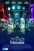 The Zero Theorem - Australian Movie Poster (xs thumbnail)