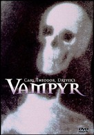 Vampyr - Der Traum des Allan Grey - Movie Cover (xs thumbnail)