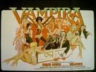 Vampira - British Movie Poster (xs thumbnail)