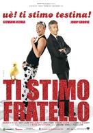 Ti stimo fratello - Italian Movie Poster (xs thumbnail)