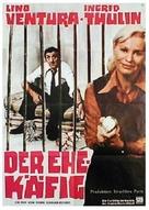 La cage - German Movie Poster (xs thumbnail)