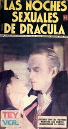 Graf Dracula beißt jetzt in Oberbayern - Argentinian Movie Cover (xs thumbnail)