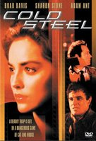 Cold Steel - DVD movie cover (xs thumbnail)