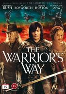 The Warrior's Way - Danish DVD cover (xs thumbnail)