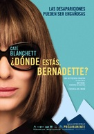 Where'd You Go, Bernadette - Argentinian Movie Poster (xs thumbnail)