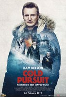 Cold Pursuit - Indian Movie Poster (xs thumbnail)