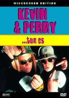 Kevin & Perry Go Large - German DVD cover (xs thumbnail)