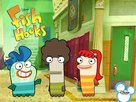 """Fish Hooks"" - Movie Poster (xs thumbnail)"