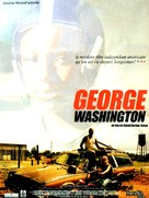 George Washington - French Movie Poster (xs thumbnail)