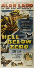 Hell Below Zero - Movie Poster (xs thumbnail)