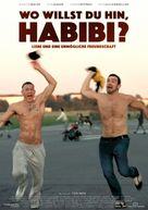 Wo willst du hin, Habibi? - German Movie Poster (xs thumbnail)