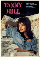 Fanny Hill - German Movie Poster (xs thumbnail)