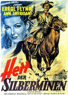 Silver River - German Movie Poster (xs thumbnail)