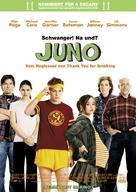 Juno - German Movie Poster (xs thumbnail)