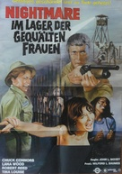 Nightmare in Badham County - German Movie Poster (xs thumbnail)
