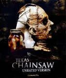 Texas Chainsaw Massacre 3D - German Blu-Ray movie cover (xs thumbnail)