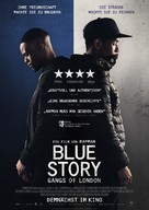 Blue Story - German Movie Poster (xs thumbnail)