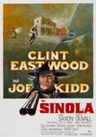 Joe Kidd - German Movie Poster (xs thumbnail)