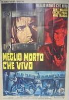 More Dead Than Alive - Italian Movie Poster (xs thumbnail)