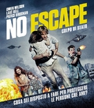 No Escape - Italian Movie Cover (xs thumbnail)