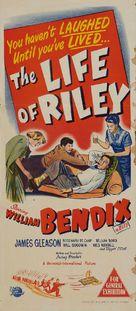 The Life of Riley - Australian Movie Poster (xs thumbnail)