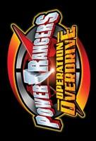 """Power Rangers Operation Overdrive"" - Logo (xs thumbnail)"