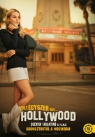Once Upon a Time in Hollywood - Hungarian Movie Poster (xs thumbnail)