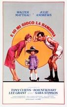 Little Miss Marker - Italian Movie Poster (xs thumbnail)