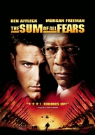 The Sum Of All Fears - Movie Poster (xs thumbnail)