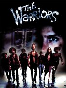 The Warriors - DVD movie cover (xs thumbnail)