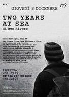 Two Years at Sea - Italian Movie Poster (xs thumbnail)