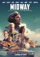 Midway - Portuguese Movie Poster (xs thumbnail)
