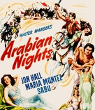 Arabian Nights - Blu-Ray movie cover (xs thumbnail)