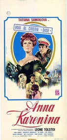 Anna Karenina - Italian Theatrical poster (xs thumbnail)