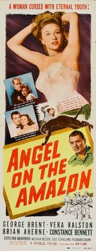 Angel on the Amazon - Movie Poster (xs thumbnail)