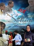 Selam - Turkish Movie Poster (xs thumbnail)