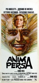 Anima persa - Italian Movie Poster (xs thumbnail)