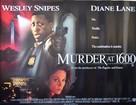 Murder At 1600 - British Movie Poster (xs thumbnail)