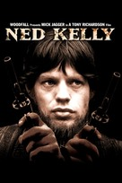 Ned Kelly - DVD cover (xs thumbnail)