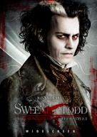 Sweeney Todd: The Demon Barber of Fleet Street - Movie Cover (xs thumbnail)