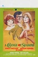 A Change of Seasons - Belgian Movie Poster (xs thumbnail)