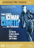 The Iceman Cometh - Australian DVD cover (xs thumbnail)