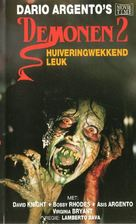 Demoni 2 - Dutch Movie Cover (xs thumbnail)