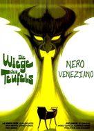 Nero veneziano - German Movie Poster (xs thumbnail)