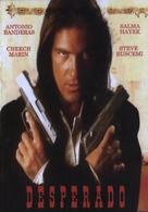 Desperado - Bosnian DVD movie cover (xs thumbnail)