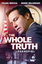 The Whole Truth - German Movie Cover (xs thumbnail)