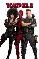 Deadpool 2 - British Movie Cover (xs thumbnail)