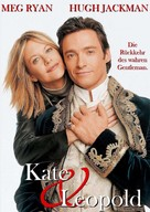 Kate & Leopold - German Movie Cover (xs thumbnail)