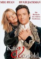 Kate & Leopold - German Movie Cover (xs thumbnail)